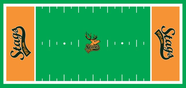 Portland Stags Field